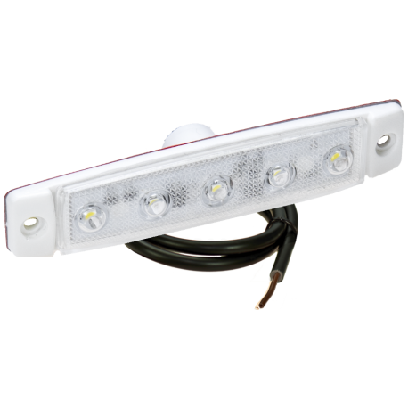 PRO-FLAT Color Edition Feu de Position avant à LED