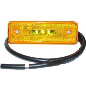 Feu de Position latéral à LED avec câble